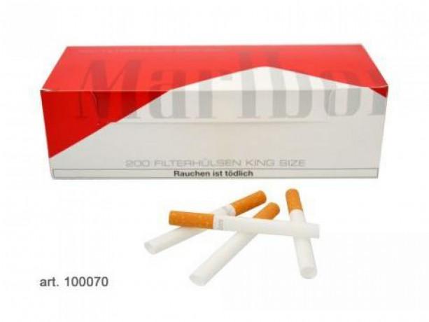 Гильзы для набивки сигарет Мальборо Marlboro, ЛЮКС LUX опт - Київ 2