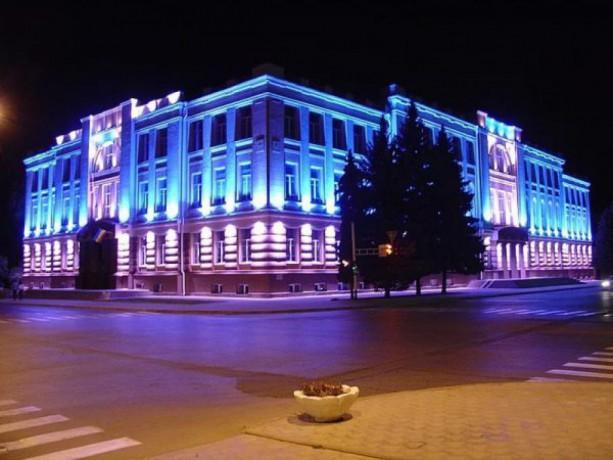Уличное LED Освещение - Київ 4