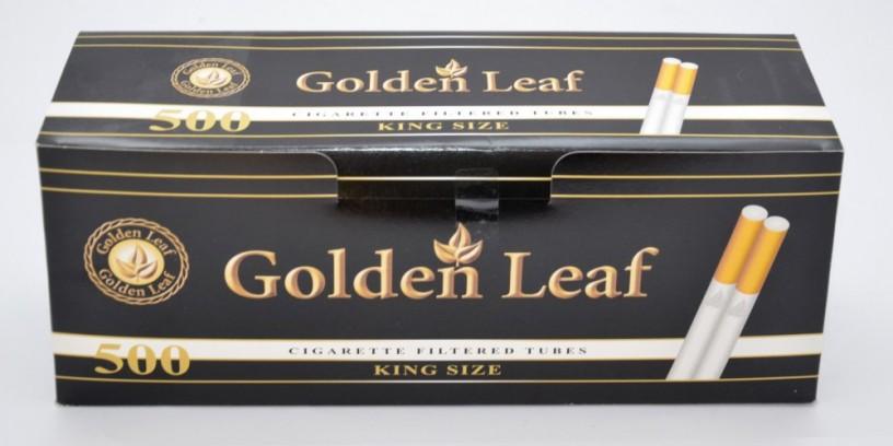 Гильзы для сигарет Golden Leaf 100 шт. оптом - Київ 2
