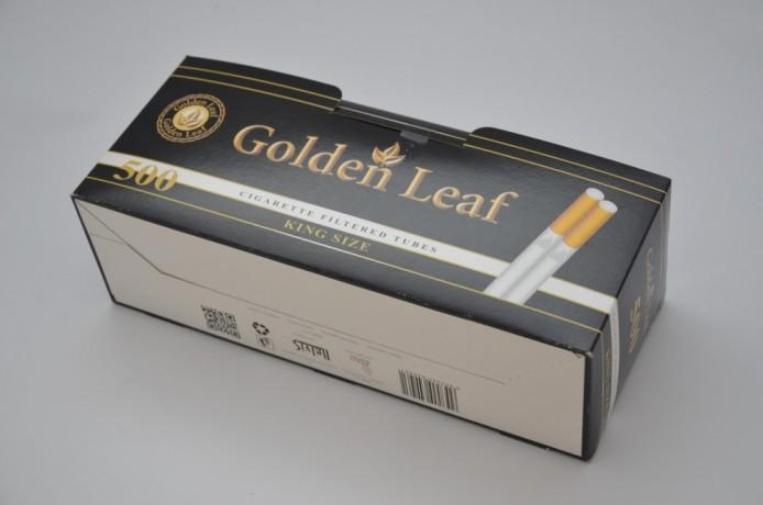 Гильзы для сигарет Golden Leaf 100 шт. оптом - Київ 1