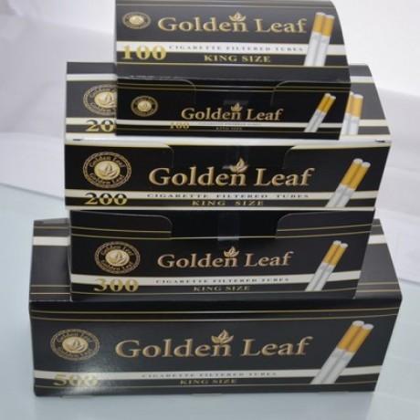 Гильзы для сигарет Golden Leaf 100 шт. оптом - Київ 3