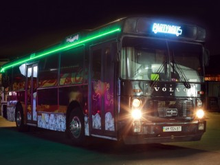 Party Bus Киев Пати Бас Дискотека Автобус Пати Автобус ПатиБас - Київ