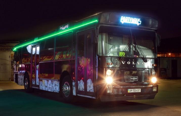 Party Bus Киев Пати Бас Дискотека Автобус Пати Автобус ПатиБас - Київ 2