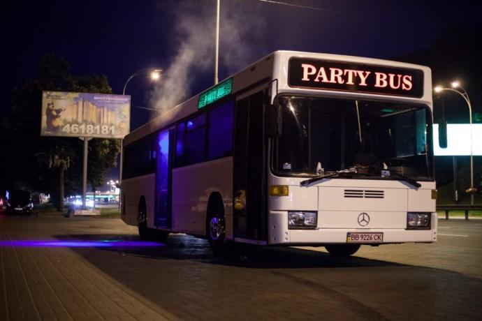 Party Bus Киев Пати Бас Дискотека Автобус Пати Автобус ПатиБас Vegas - Київ 1