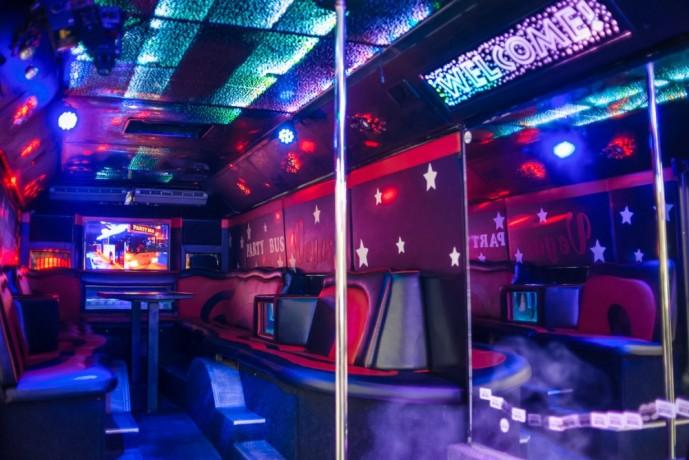 Party Bus Киев Пати Бас Дискотека Автобус Пати Автобус ПатиБас Vegas - Київ 3