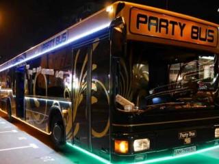 Party Bus GoldenPrime  Киев Пати Бас Дискотека Автобус Пати Автобус ПатиБас - Київ