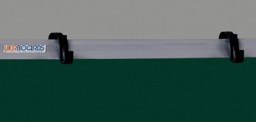 Доска настенная магнитная для мела (100х150) - Київ 1
