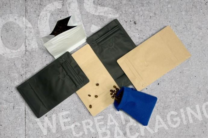 Пакет с плоским дном для продажи творога - Харків 0