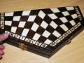 Польские шахматы на троих купить оптом Киев Украина доставка недорого - Київ 0