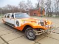 033 Лимузин Excalibur карамельный - Київ 1