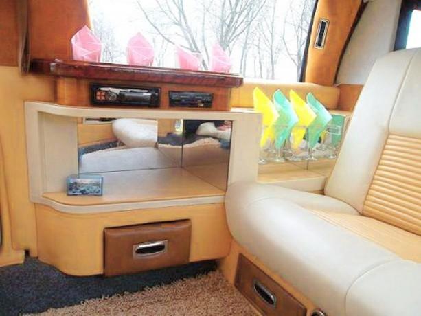 033 Лимузин Excalibur карамельный - Київ 5