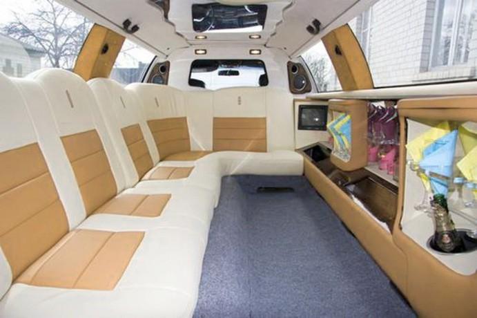 040 Лимузин Lincoln Town Car 120 - Київ 1