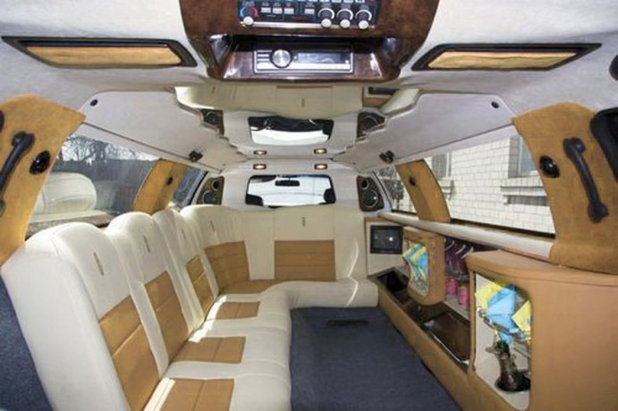 040 Лимузин Lincoln Town Car 120 - Київ 4
