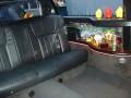 051 Лимузин Lincoln Town Car черный - Київ 2